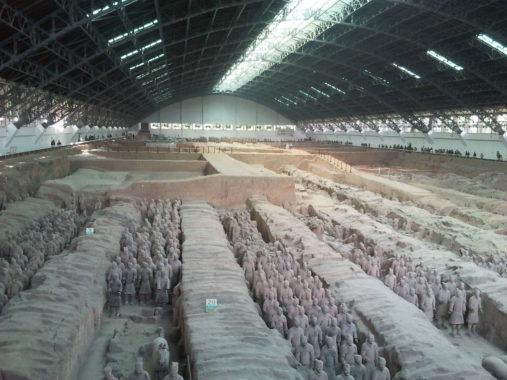 Terakotos armijos kapavietė