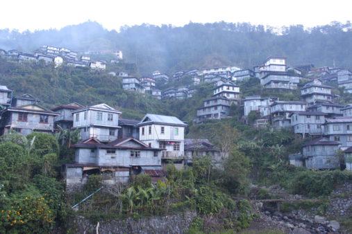 Filipinų kalnai