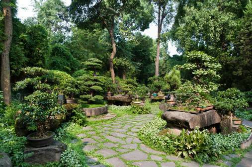 Gamta People's parke Chengdu