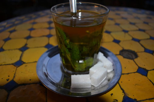metų arbata