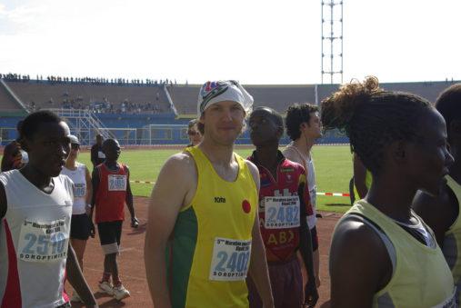 Maratonas Afrikoje
