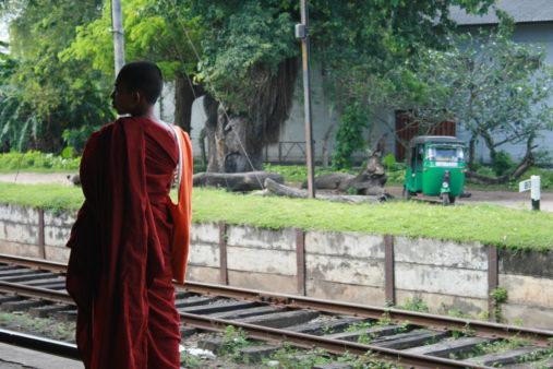 Sri Lanka traukiniai
