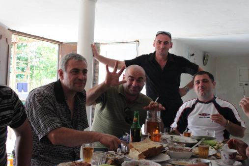 gruziniska uzstale