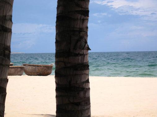 Paplūdimys Vietname