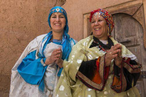 Morocco Berber Women