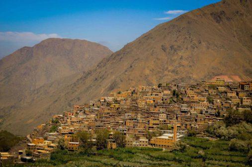 Atlaso kalnai Maroke