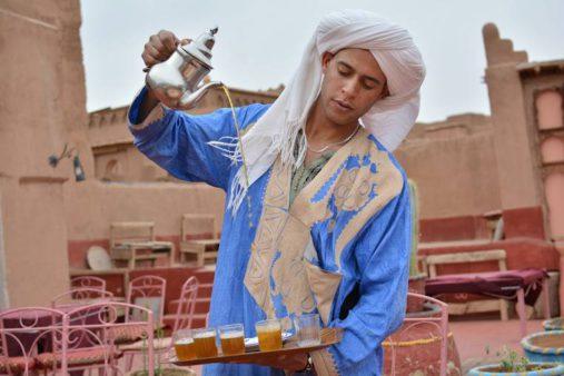 Maroko arbata