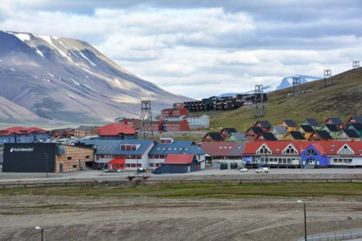 Longyearbyenas
