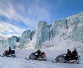 snowmobile-svalbard