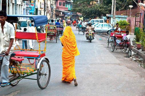 Streets-Delhi