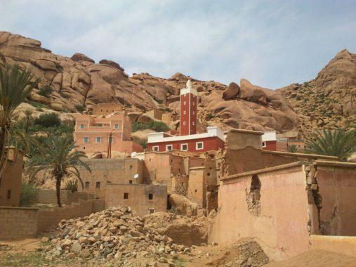 Tafraoute Marokas