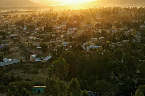 Axum miestas, pažintinė kelionė