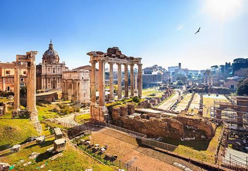 Ruins Rome