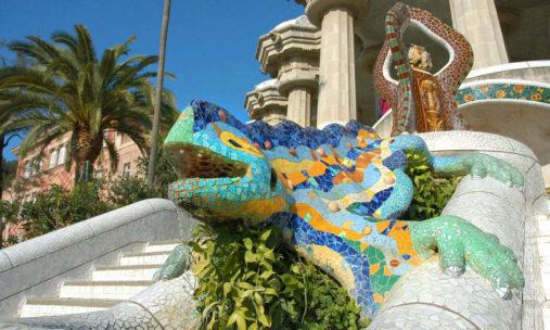 Gaudi architektūra