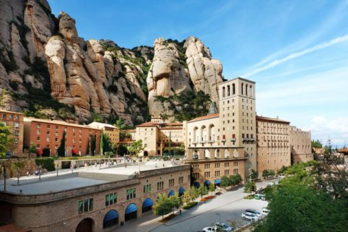 Montserrat vienuolynas