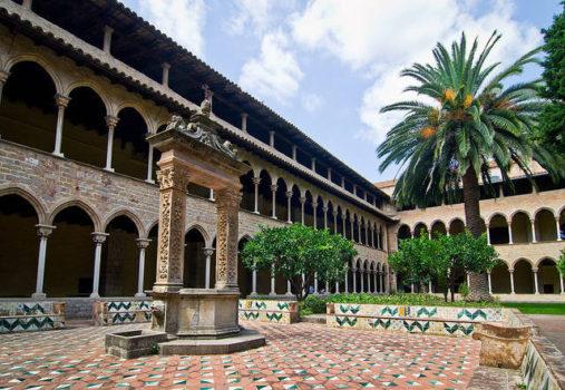 Pedralbes vienuolynas