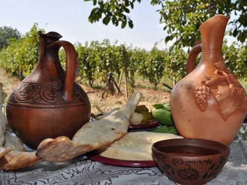 Wine house adjaria
