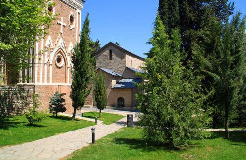 Bodbe vienuolynas