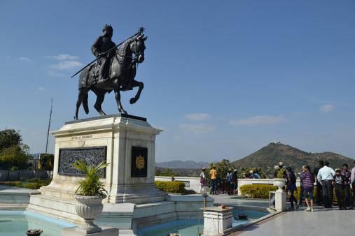 Pratap memorialas