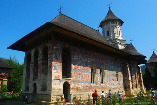 Moldovita vienuolynas
