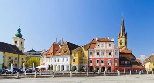 Sibiu centre