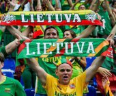 Lietuvos krepšinio fanai