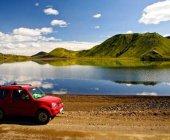 Islandija automobiliu