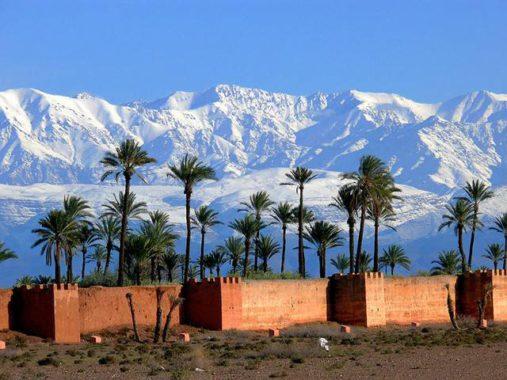 Maroko kalnai