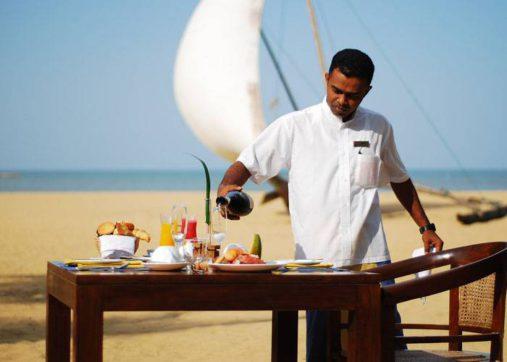 Viešbutis Šri Lanka