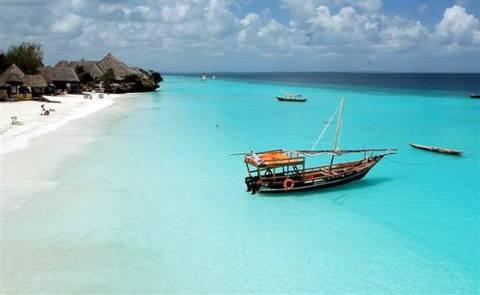 Zanzibaro pliažas