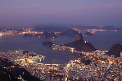 Rio naktis