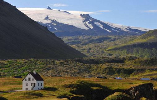snaefellsnes islandija