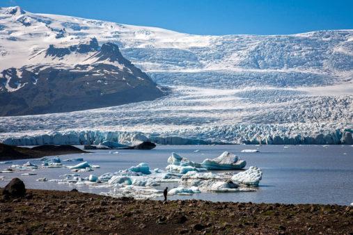 Vatnajokul ledynas