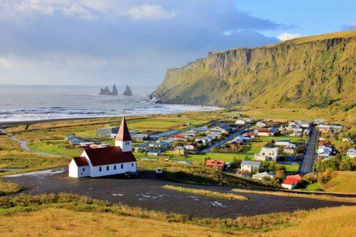 Vik Islandija
