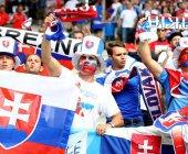 Slovakijos fanai